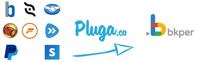 Bkper integrates with Pluga